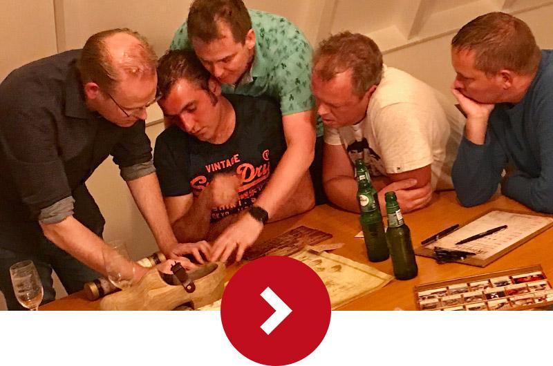 High beer / wine & Avontuur aan Tafel